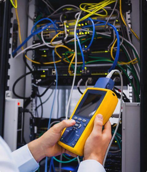 Kompleksowe wykonywanie usług elektrycznych